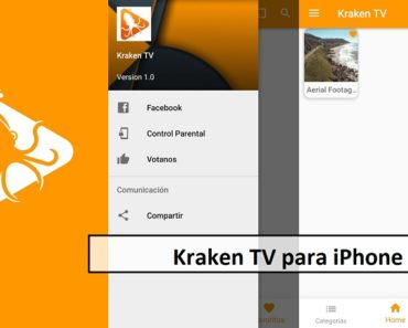 Kraken TV para iPhone - Apps Iphone y Ipad