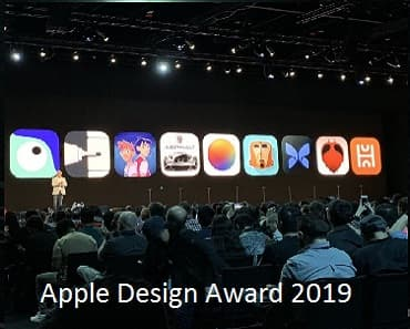 Mejores Aplicaciones iPhone 2019 Apple Design Award