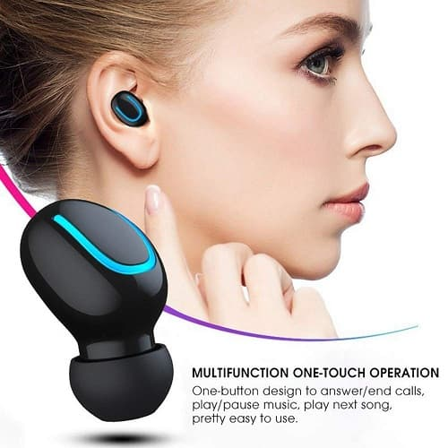 COOLEAD auriculares Bluetooth